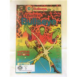 Charlton Comics Bullseye No.7