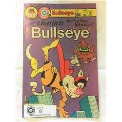 Charlton Comics Bullseye No.2