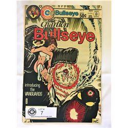Charlton Comics Bullseye No.4