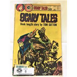 Charlton Comics  Scary Tales N0.29