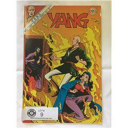 Charlton Comics Yang No.17