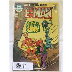 Modern Comics E-Man N0.4 in bag