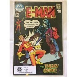 Modern Comics E-Man No.3 in Bag
