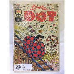 Harvey Comics Little Dot No.109 in bag on white Board