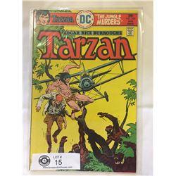 DC Comics Tarzan No.245 in Bag