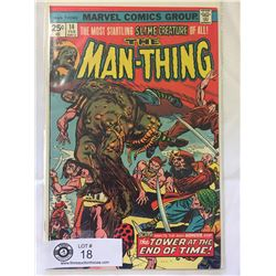Marvel Comics The Man Thing No.14 in Bag on Board