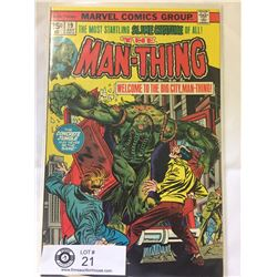 Marvel Comics The Man Thin No.19 in Bag on Board