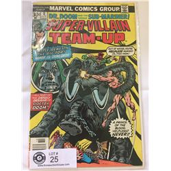 Marvel Comics Super-Villain Team-UpN0.8 in Bag