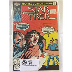 Marvel Comics Star Trek No.13 in Bag on Board