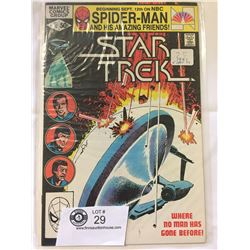 Marvel Comics Star Trek No.17 in Bag on Board