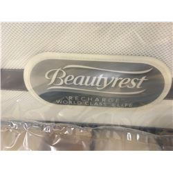 KING SIZE BEAUTYREST PILLOW TOP RECHARGE WORLD CLASS ELITE - SOFT - MED