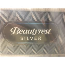 KING SIZE BEAUTYREST PILLOW TOP SILVER - FIRM