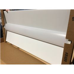 38 PCE LITHONIA LIGHTING 2 BLTR 2' X 4' LED REFIT LIGHTING KIT 347V