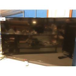 "INSIGNIA 50"" FLAT SCREEN TV WITH REMOTE"