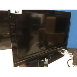"LG 37"" FLAT SCREEN TV WITH REMOTE"