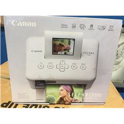 CANON SEPHY CP800  COMPACT PHOTO PRINTER (NEW IN BOX)
