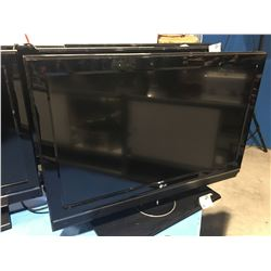 "LG 37"" FLAT SCREEN TV - NO REMOTE"