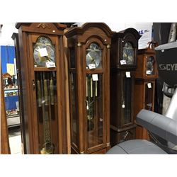 RIDGEWAY GRANDMOTHER CLOCK - WESTMINSTER CHIME - SILENT CHIME OPTION