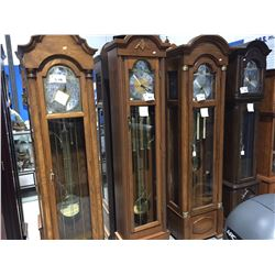 WESTMINSTER GRANDMOTHER CLOCK - WESTMINSTER CHIME