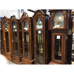 RIDGEWAY GRANDMOTHER CLOCK - WESTMINSTER CHIME - CHIME SILENT OPTION