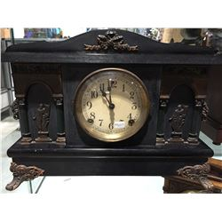 SESSIONS ADEMANTINE MANTLE CLOCK