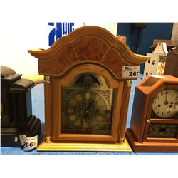 BATTERY MOVEMENT - TOP ONLY FROM GRANDFATHER CLOCK