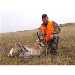 Wyoming, USA -- 1 Hunter for 3 Day Archery or Rifle Antelope Hunt