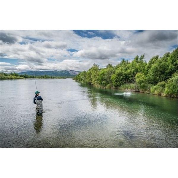 Alaska, USA -- 1 Person for 6-Day/5-Night Fishing Trip