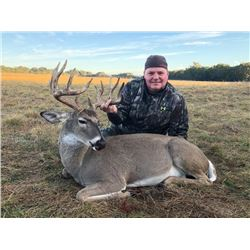 Texas, USA -- 2 Hunters for 3-Day Combo Whitetail & Exotic Hunt