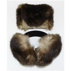 Sea Otter Earmuffs & Coin Purse