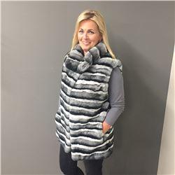 Rex Rabbit Fur Vest
