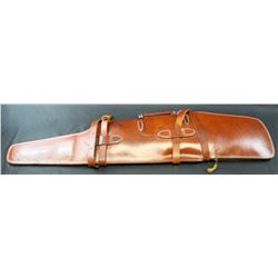 Murray Leather Rifle Scabbard