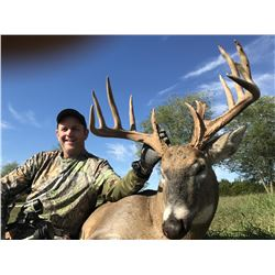 Missouri Archery Whitetail Deer and Eastern Turkey Hunt