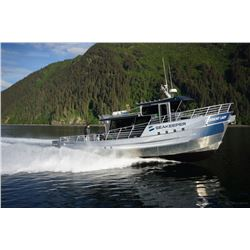 One Day Alaska Halibut Fishing Trip