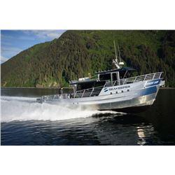 One Day Alaska Halibut Fishing Trip