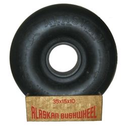 "Set of 35""x15""x10"" Alaskan Bushwheels"