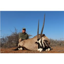 South Africa 10-Day Safari for Two Hunters