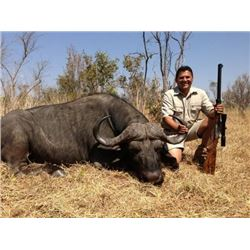 Zimbabwe 10-Day Cape Buffalo Safari