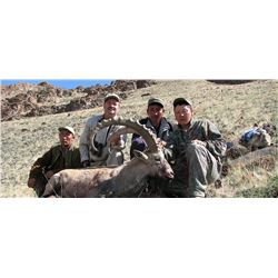 Five Day Altai Ibex Hunt in Mongolia