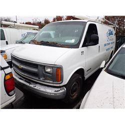 1997 Chevrolet G20 Van