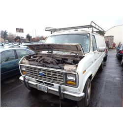 1989 Ford E-250 Super Duty