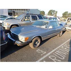 1977 Mercedes-Benz 450SLC