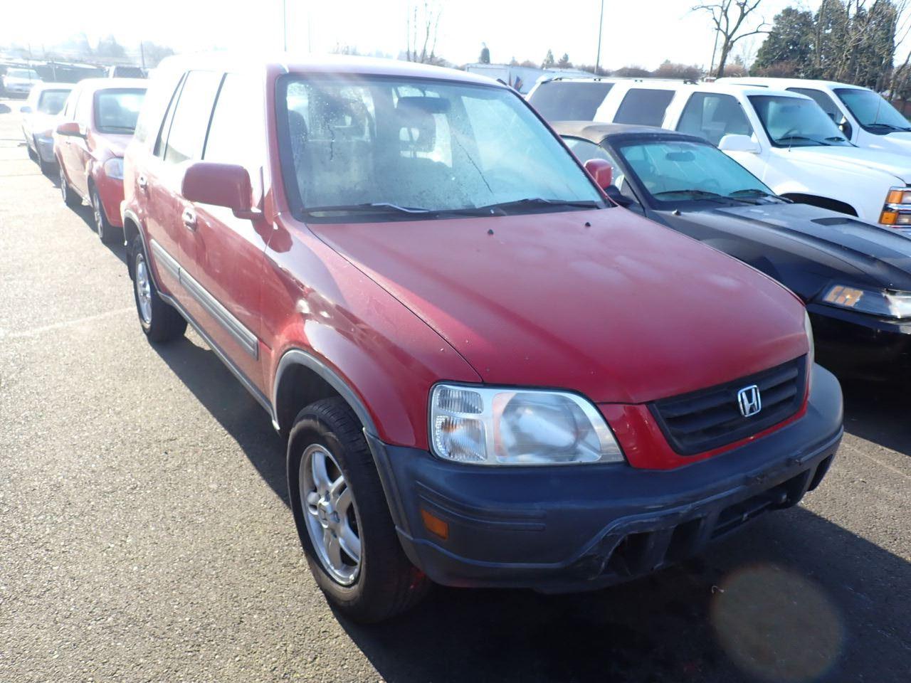 1999 Honda CR-V - Speeds Auto Auctions