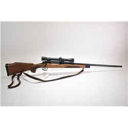 "Non-Restricted rifle Remington model 700, 300 Win Mag bolt action, w/ bbl length 24"" [Blued barrel a"