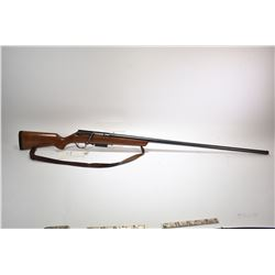 "Non-Restricted shotgun Marlin model Model 55 Goose Gun, 12 gauge 3"" magnum bolt action, w/ bbl lengt"
