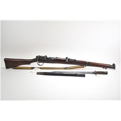 Non-Restricted shotgun Lee Enfield (R.F 1) model 410 Guard/Police Conversn, 410 gauge custom single