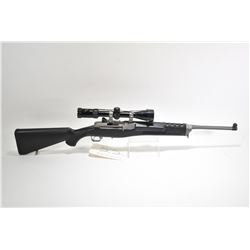 "Non-Restricted rifle Ruger model Range Rifle, 6.8mm Rem Spc. semi automatic, w/ bbl length 18 1/2"" ["