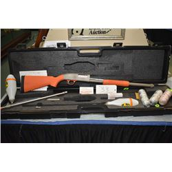 Non-Restricted rifle Mossberg model 590 Line Launcher, 12 gauge pump action, [Cased line launcher ki