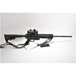 Non-Restricted rifle Just Right Carbines model JR Carbine, 9mm ten shot semi automatic, w/ bbl lengt