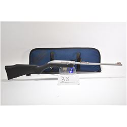 Non-Restricted rifle Marlin model Papoose 70TSS, .22 LR Mag. clip fed Seven shot semi automatic, w/